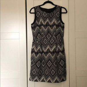 J.Crew Aztec Inspired Dress
